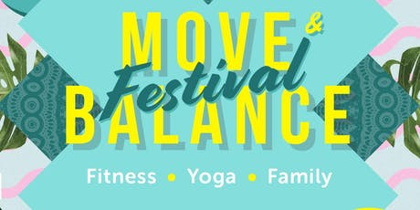 Move & Balance Fitness - Yoga- & Familienfestival Tickets