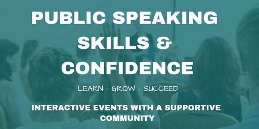 FREE - Fear of Public Speaking Event - Discover Proven Secrets to Success