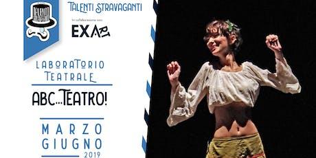Abc Teatro! - Laboratorio Teatrale biglietti