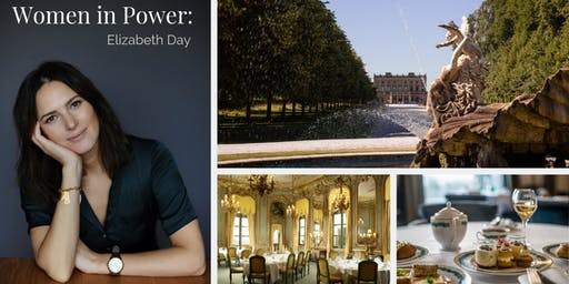 Women in Power: Afternoon Tea with Elizabeth Day
