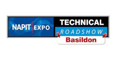NAPIT EXPO Technical Roadshow - BASILDON