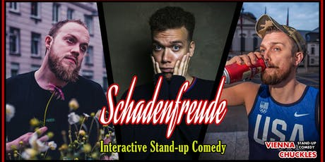 Schadenfreude: Interactive Stand-up Comedy Tickets
