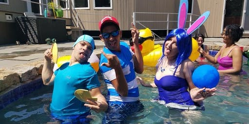 NYCC Pool Party!