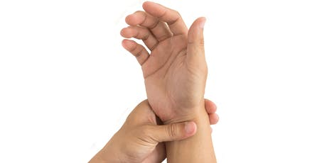 Carpal Tunnel & Hand Issues Information Evening tickets