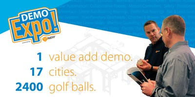 NEFF Demo Expo! | South Bend, IN