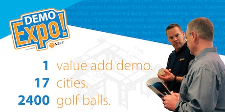 NEFF Demo Expo! | South Bend, IN tickets