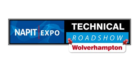 NAPIT EXPO Technical Roadshow - WOLVERHAMPTON tickets