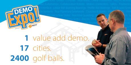 NEFF Demo Expo!   Racine, WI tickets