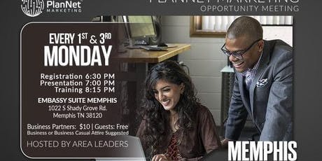 Become A Travel Business Owner-Memphis, TN tickets