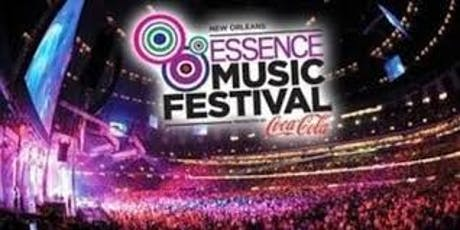 Essence Music Festival 2019 - Charlotte, NC - Atlanta, GA - New Orleans, LA tickets