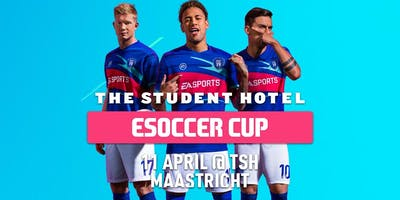 The Student Hotel FIFA E soccer Cup