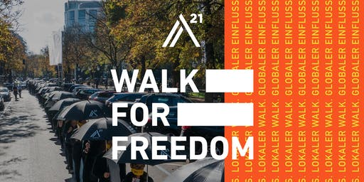 Walk for Freedom 2019