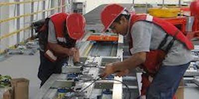 Auxiliar Electricista Industrial