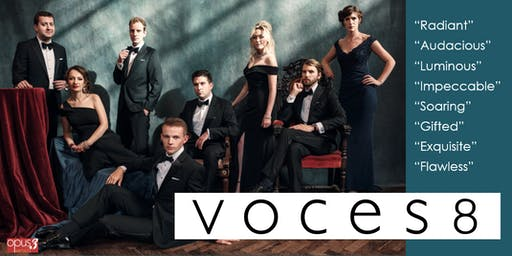 VOCES8 in Concert