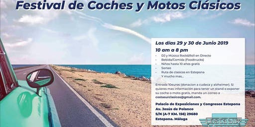 Festival de Coches y Motos Clasicas