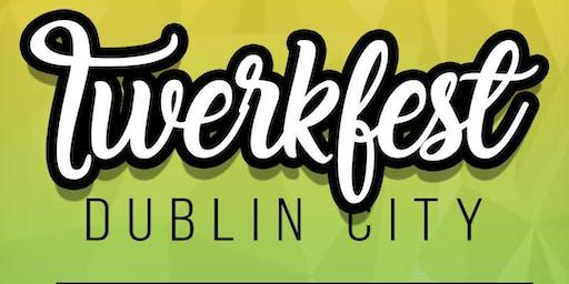TWERKFEST! Dublin's Summer Twerk Festival: Afrobeats, Dancehall, Reggaeton