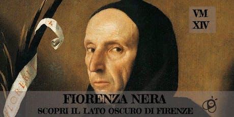 Fiorenza Nera biglietti