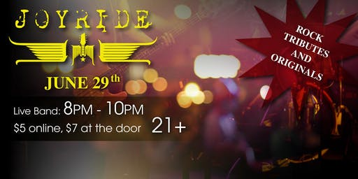 Joyride: Live at The Suite 710 Lounge
