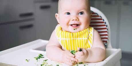Introduction to Solid Foods, London Colney, 10:00 - 11:30, 10/07/2019 tickets