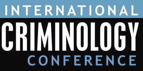 2019 International Criminology Conference tickets