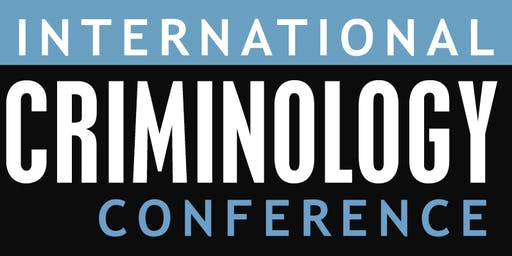 2019 International Criminology Conference