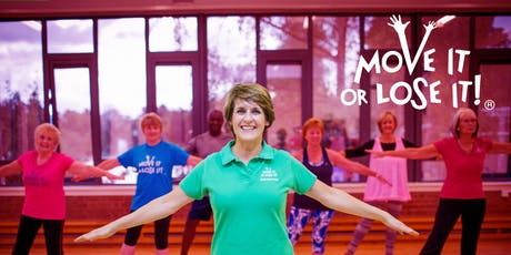 Move it or Lose it Healthy Ageing Conference  tickets