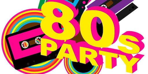 80s Night with Kevin Ritchie and Starlight Disco