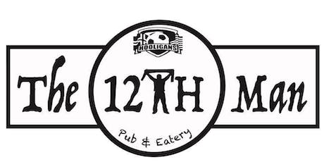Monday Trivia at The 12th Man By Hooligans! tickets