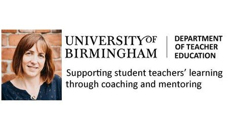 Department of Teacher Education Seminar - Rachel Lofthouse, Leeds Beckett University.  tickets