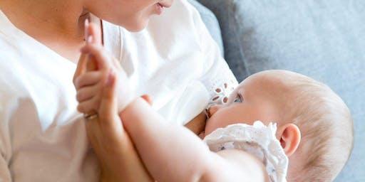 Antenatal Breastfeeding, St Albans, 19:00 - 20:30, 10/07/2019