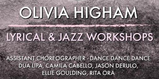 Olivia Higham Dance Workshop