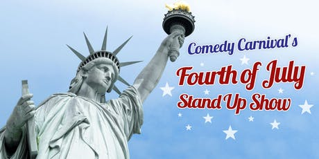 Fourth of July Comedy in Leicester Square tickets