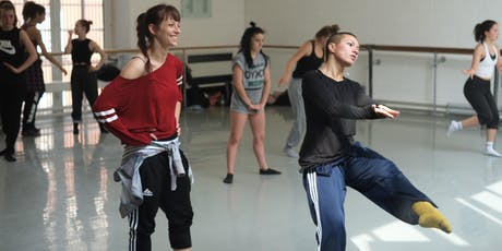 Professional Contemporary Class with Bawren Tavaziva at bbodance - Tue 27 August 2019 tickets