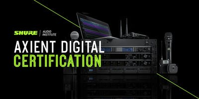 Axient Digital Certification