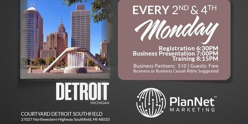 Become A Travel Business Owner-Detroit, MI - 2nd Monday