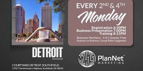 Become A Travel Business Owner-Detroit, MI tickets