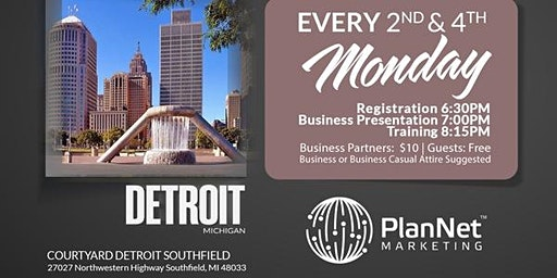 Become A Travel Business Owner-Detroit, MI-4th Monday (Carlisa Jones, Baltimore, MD)