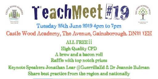 TeachMeet#19