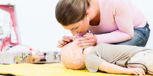 First Aid, Hemel Hempstead, 19:00 - 21:00, 27/06/2019
