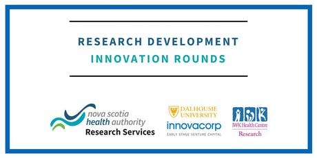 NSHA Innovation Rounds: Funding Sources for Health Research & Innovation tickets