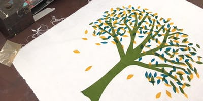 Textile Screen Printing - 2 Day Course