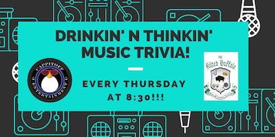 Thursday Music Trivia at Kilted Buffalo Birkdale!