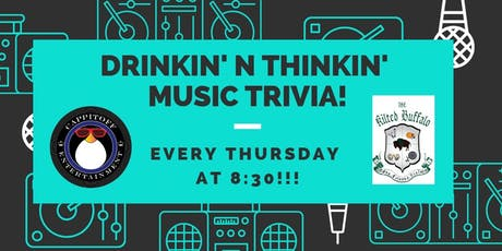 Thursday Music Trivia at Kilted Buffalo Birkdale! tickets