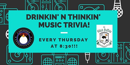 Music Trivia at Kilted Buffalo Birkdale!