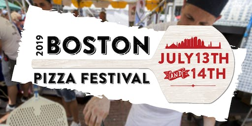 Boston Pizza Festival