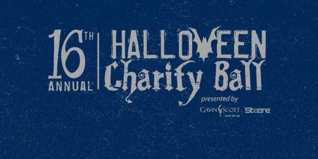 16th Annual Halloween Charity Ball tickets