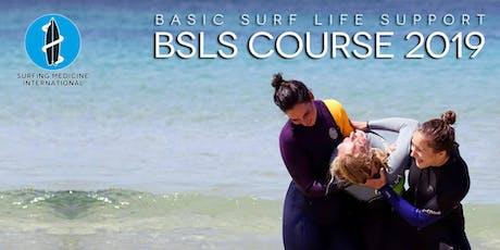 BSLS 2019 - Basic Surf Life Support (Dutch course) tickets