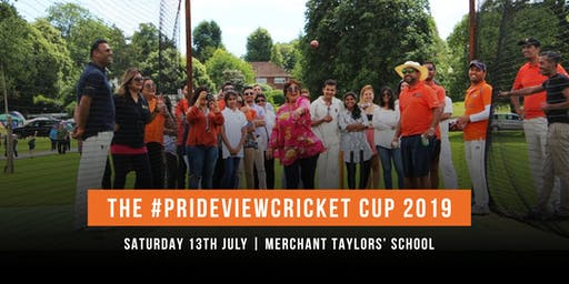 The #PrideviewCricket Cup '19