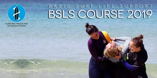 BSLS 2019 - Basic Surf Life Support (English Course)