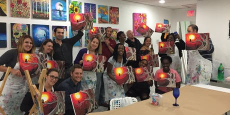 Copy of BYOB (Bring Your Own Bottle & Friends) painting Class  tickets